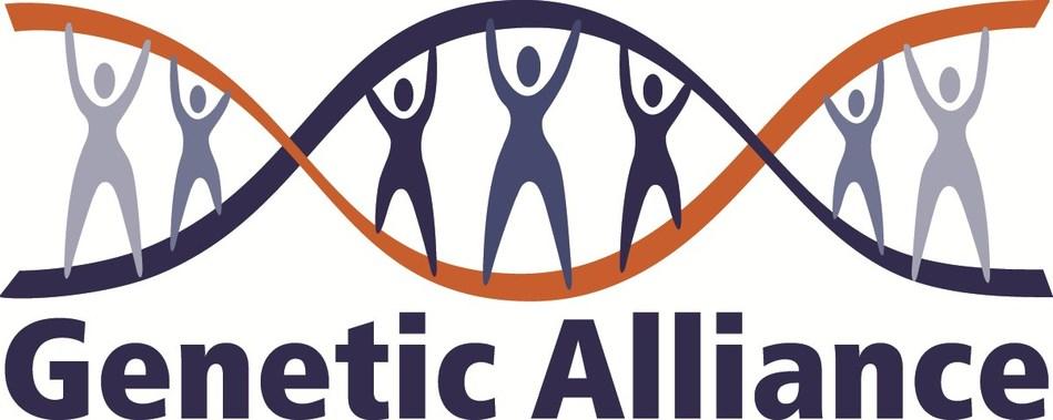 Genetic Alliance logo